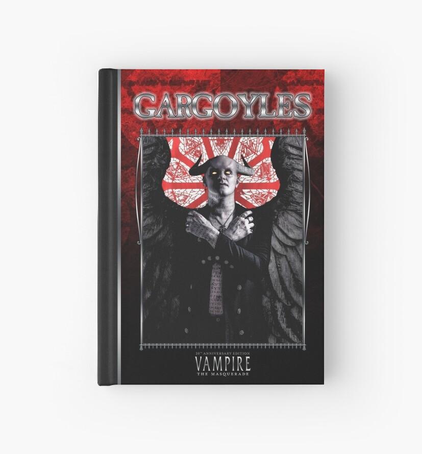 Masquerade Bloodline: Gargoyles V20 by TheOnyxPath