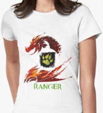 Guild Wars 2 Ranger Women's Fitted T-Shirt