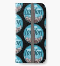 London Skyline Sticker iPhone Wallet/Case/Skin