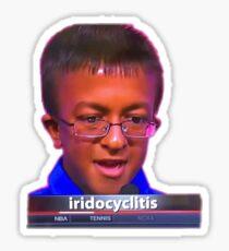 Iridocyclitis  Sticker