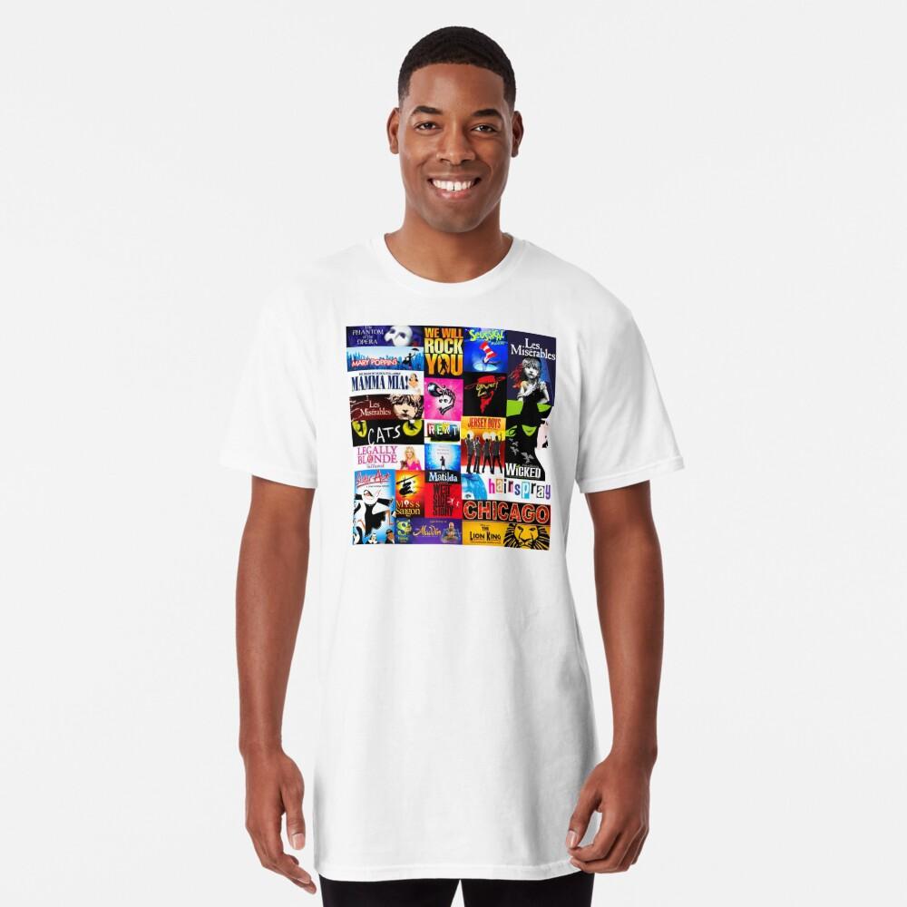 Musicals Long T-Shirt