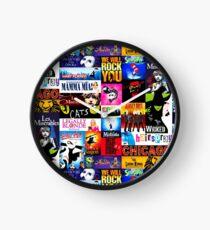 Musicals Clock
