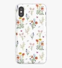 A Field Of Wild Flowers iPhone Case