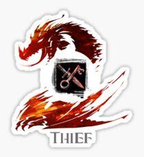 Guild Wars 2 Thief Sticker