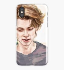 Even in I Would Do It Again  iPhone Case