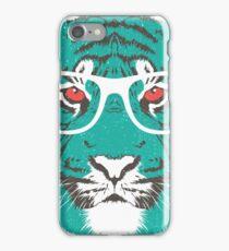 Bookish Big Cat iPhone Case/Skin