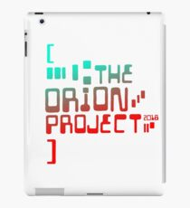 TheOrionProject iPad Case/Skin
