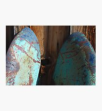 trunk hood, bodie Photographic Print