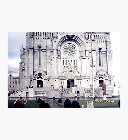Basilica of St. Anne de Beaupre Photographic Print