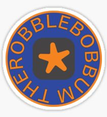 Therobblebobbum Sticker