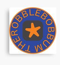 Therobblebobbum Canvas Print