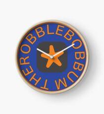 Therobblebobbum Clock