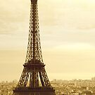 Old Eiffel Tower by sumners