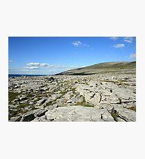 Burren Landscape Photographic Print
