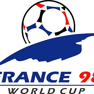 France World Cup 1998 by RED1878
