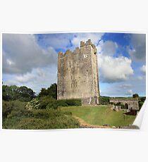 Dysert o Dea castle Poster
