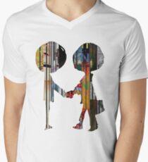 Radiohead  Men's V-Neck T-Shirt