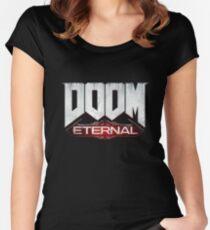 Doom Eternal Women's Fitted Scoop T-Shirt