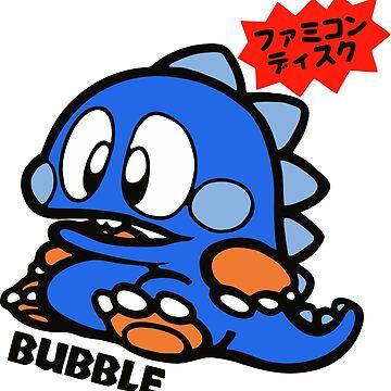 Bubble Bob by winscometjump