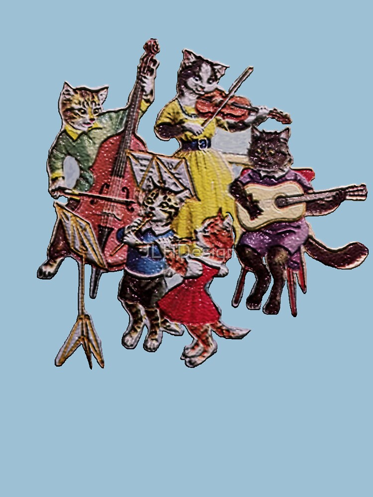 Musical Cats by JLHDesign