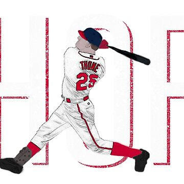 Jim Thome Hall of Fame by OhioApparel