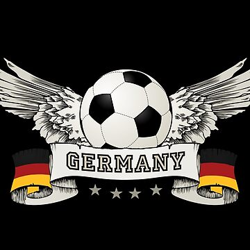 World Cup 2018 Germany Supporter by BluePlanet