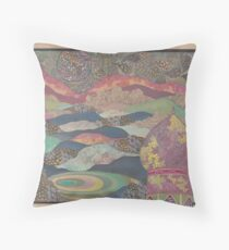 Isfahan Throw Pillow