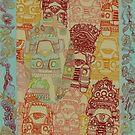 Truck Art - The Qalam Series by Marium Rana
