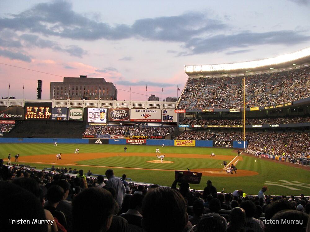 New York Yankees by Tristen Murray