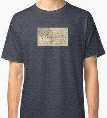 Cajal Cerebellum Classic T-Shirt