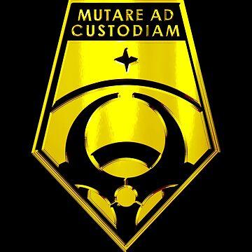 Mutare Ad Custodiam by huckblade