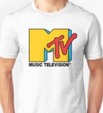 MTV Music Television Logo Unisex T-Shirt