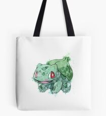 """So you chose the grass type!"" Tote Bag"