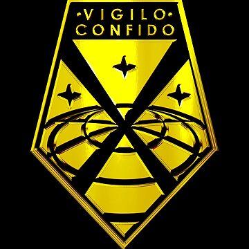 Vigilo Confido by huckblade