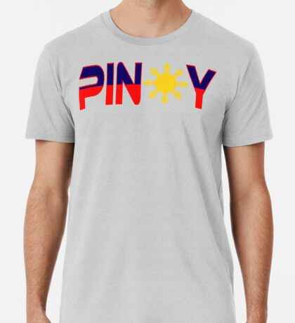 Pin*y Patriot Flag Series 1.0 Premium T-Shirt