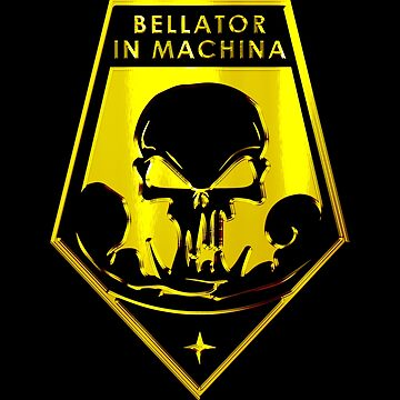 Bellator in Machina by huckblade