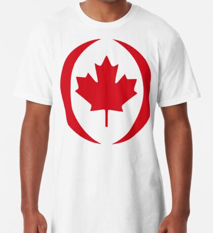 Canadian Patriot Flag Series 1.0 Long T-Shirt
