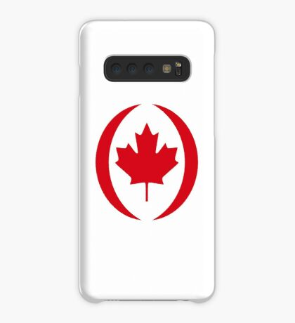 Canadian Patriot Flag Series 1.0 Case/Skin for Samsung Galaxy