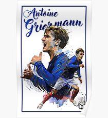 #Griezmann Poster