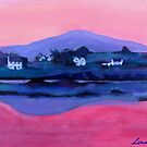 Ireland, Pink and Blue (County Cork) by eolai