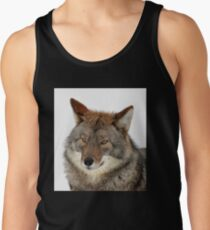 Facing a Cayote. Tank Top