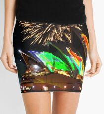 And then there were firworks Mini Skirt