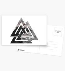 Odin's Raven Postcards