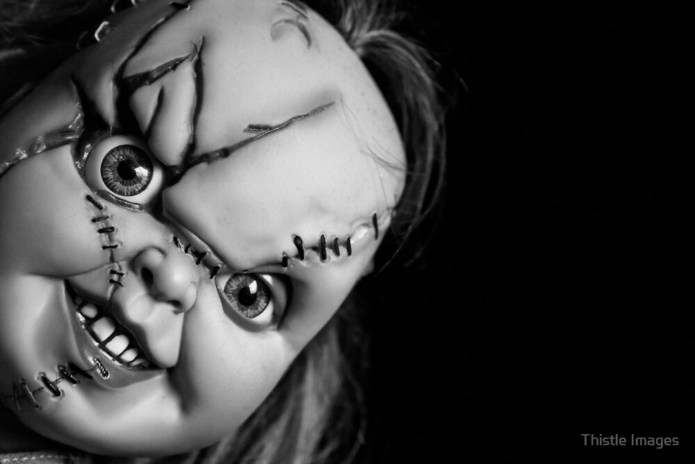 Chucky... by Thistle Images