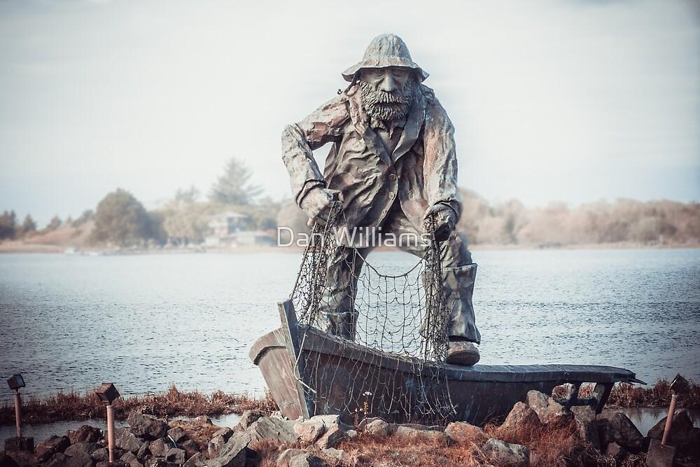 Sailor Memorial by Dan Williams