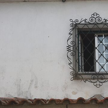 Old Window by GeometricStuff1