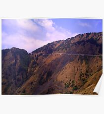The Road To Mussoorie... Poster