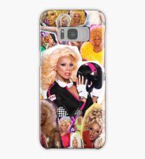 Cover Gurl Samsung Galaxy Case/Skin