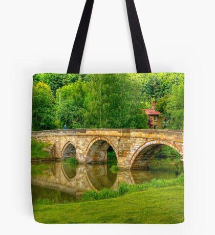 Kirkham Bridge - River Derwent Tote Bag