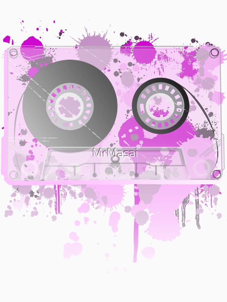Cassette Series Nr. 3 - Purple Madness by MrMasai